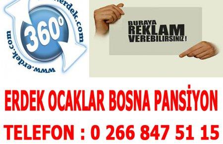 Erdek Ocaklar Bosna Pansiyon