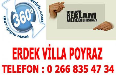 Erdek Villa Poyraz